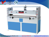 SYJ-3/25 25T CE and ISO certificated hydralic plane rubber seal die cutting machine