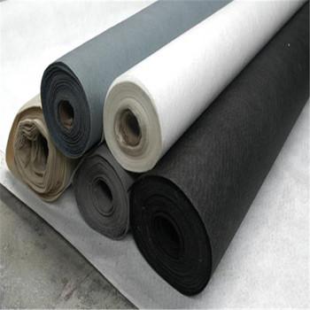 Needle Punched Nonwoven Geotextile 700g/m2 Needle Punched Geotextile Non Woven 100% Polyester Geotextile