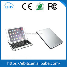 Superior wireless multi language bluetooth3.0 keyboard with ios operating system for Ipad air