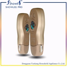 Safety Professional Body And Face Epilator Permanent Hair Removal Brown