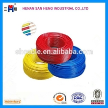 environmental flexible safety stability electrical wire cable made in china