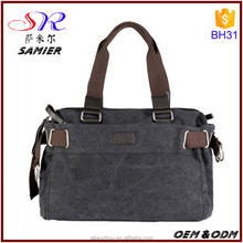 Canvas computers laptops bag men's handbags fashion single shoulder bag han edition leisure packages in China online shopping