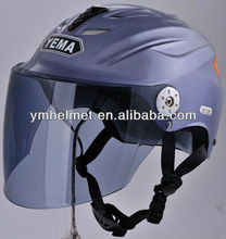 YM-312 High-quality and fashion summer half face motorcycle helmet