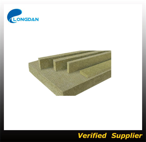 Rock Wool Sandwich Roof Panel Mineral Wool Roof Insulation