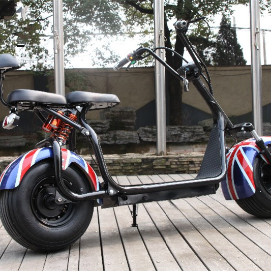 EEC Certificated Harley Electric Scooter 1000W for EU Countries