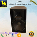 10 Inch Passive Pro Audio Loudspeaker Box Design