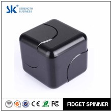 SANKE 2017 fidget cube relieves stress anxiety fidget toy chain edc spinning top hand spinner