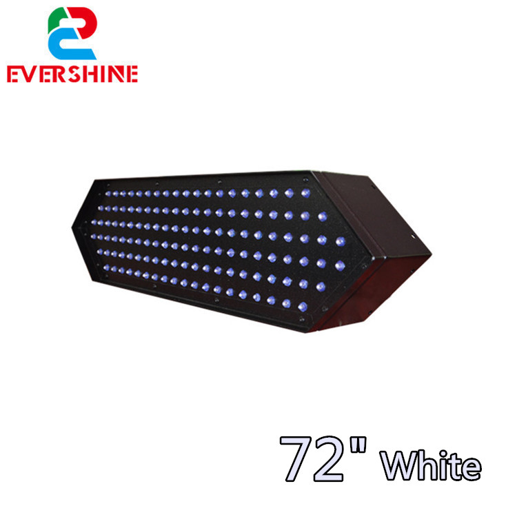 Evershine 72 Inch White Digital Numbers Module Outdoor Waterproof 7 Segment LED Sign LED Clock LED Billboard LED Temperature