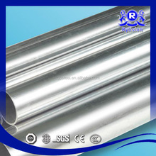 Costa Rica 317 Flanged Nestable Pipe Corrugated Hot Dip Galvanized Steel Pipe Price Culverts