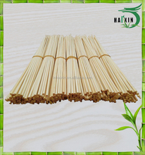 Promotional No Pollution model#4535 size 4.5 * 35 incense raw material bamboo skewers wholesale