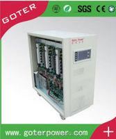 Stock Digital AC voltage regulator power full automatic computerized SCR 100KVA Voltage regulator