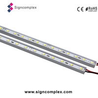 3528 Piranha LED light bar, led rigid strip light, ip65 led linear bar