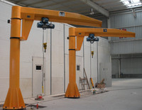 Free Standing Workstation Jib Crane Prices