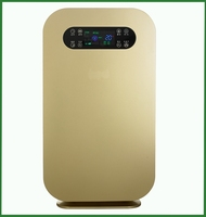 Ionizer type air purifier for smoking room for healthy care to human