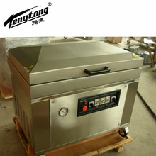 smoked meat fish large chamber vacuum packing machine