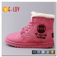 New style printed snow shoes italian winter boots women T-MD032F