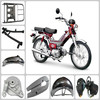 Led lights for motorcycles&scooter plastic handle&import auto parts&free market united states