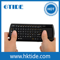 2.4Ghz Qwerty Mini Wireless Mouse Keyboard Touchpad For Android TV Box
