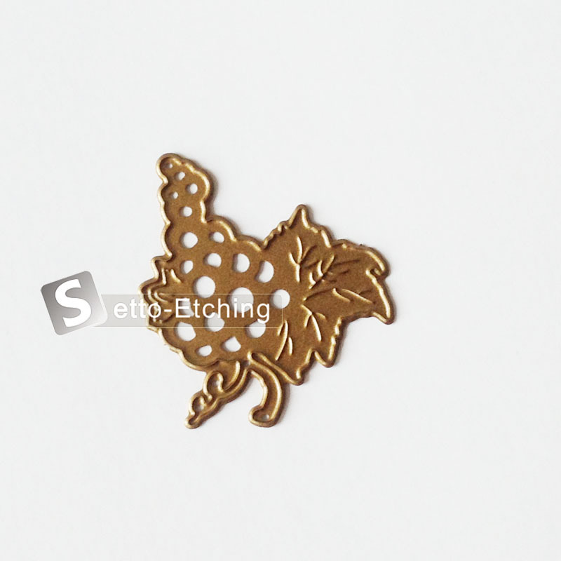 OEM beautiful metal cutting template