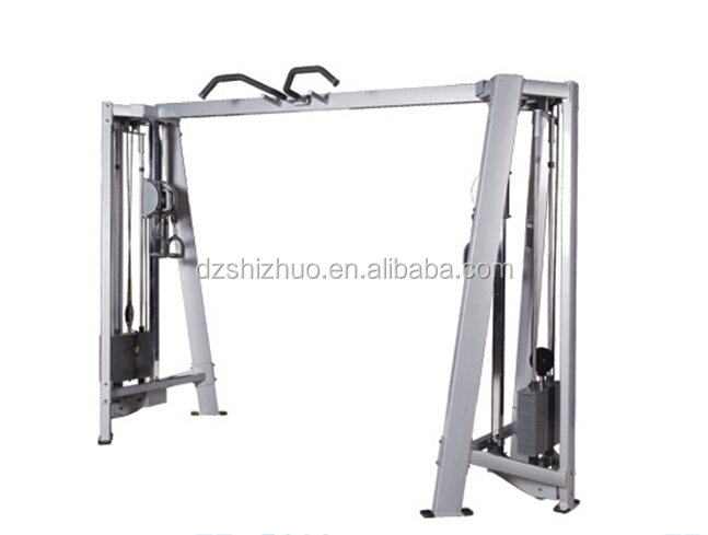 Gym Use Fitness Equipment Cable Crossover Machine Nt30 Chest Exercise Names Of