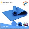 Body Building Eco Blue Exercise Anti Slip Wholesale Exercise Mat