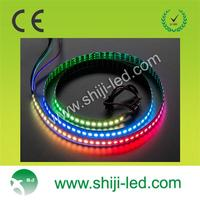 Ws2812B DC5V High Brightness Hot Sale Digital Led Pixel Strip 144 Leds Per Meter Waterproof