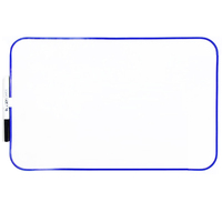 Plastic magnetic white board prices
