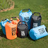 New portable outdoor 5L 10L 20L PVC water proof dry bag backpack