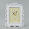 Fashion lovely resin photo picture frame for wedding