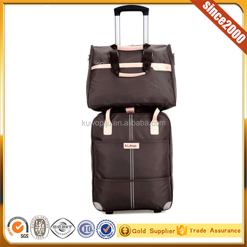 airport carry trolley hand carry on luggage bag
