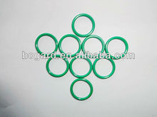 NBR/Nitrile green colored Rubber O Ring