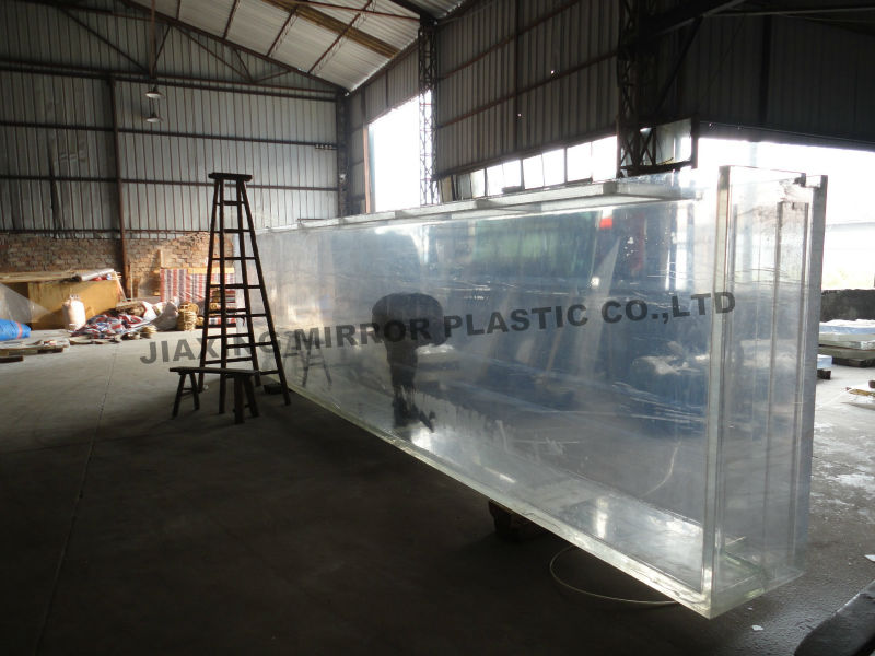 customize acrylic fish tank