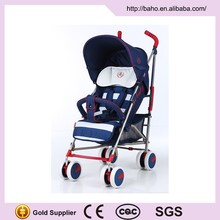 2017 promotional wholesale superman baby umbrella stroller