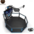 Wholesale alibaba gym fitness equipment video games vr hunting vr treadmill with htc vive helmet