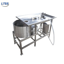 Hot selling manual saline injection machine / meat brine injector for chicken