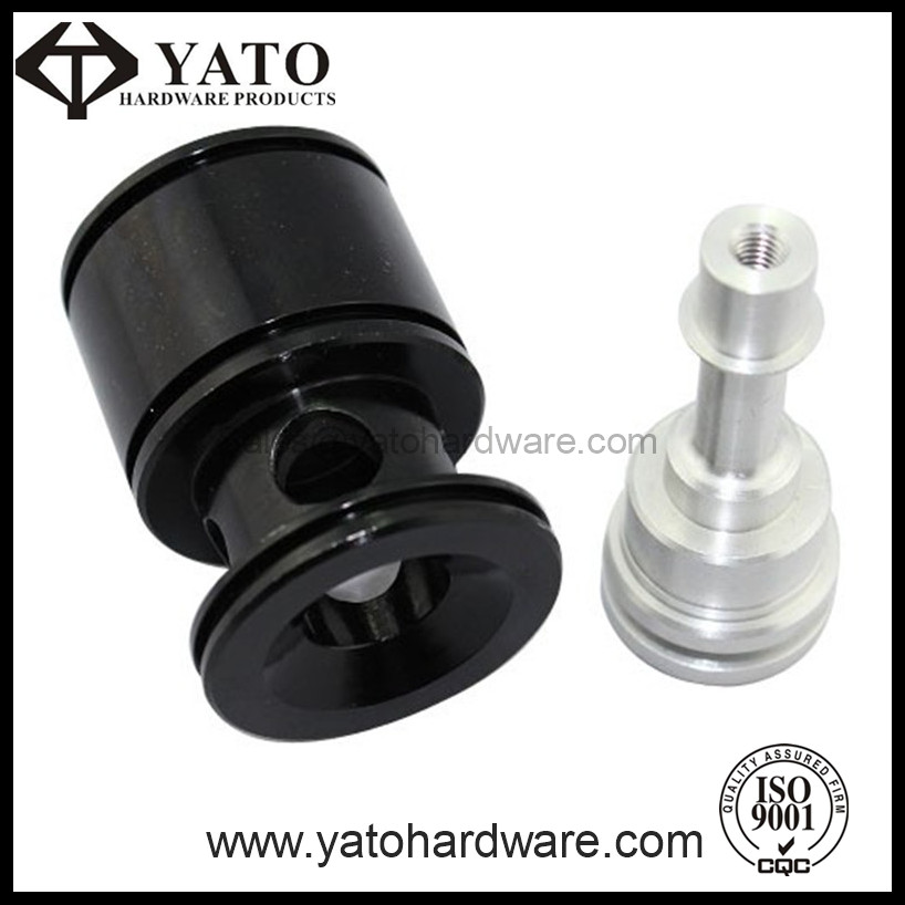 CNC Machining Cheap Aluminum Valve Piston Set Made In China