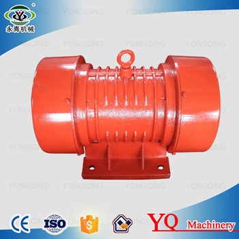 Small electric 25kw ac vibrating feeder motor buy small for Small electric vibrating motors