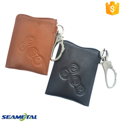 Car Genuine Leather Remote Key Cover Case For Renault Koleos Fluence Megane Captur Talisman Latitude 4 Button Accessories