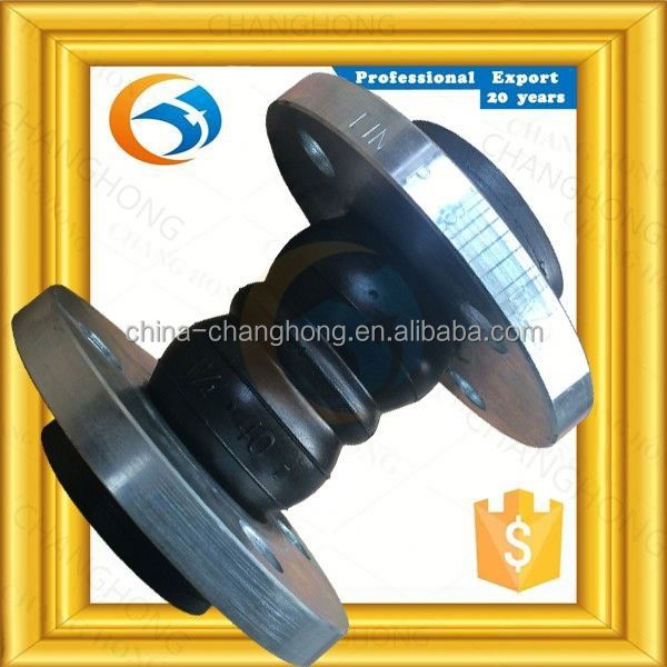 Dependable performance DIN bspt double sphere rubber expansion joint