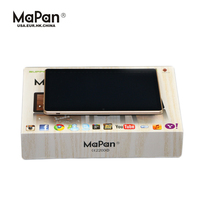 2018 NEW HOT ManPan Factory wholesale Touch Screen Android Tablet PC with mobile phone function