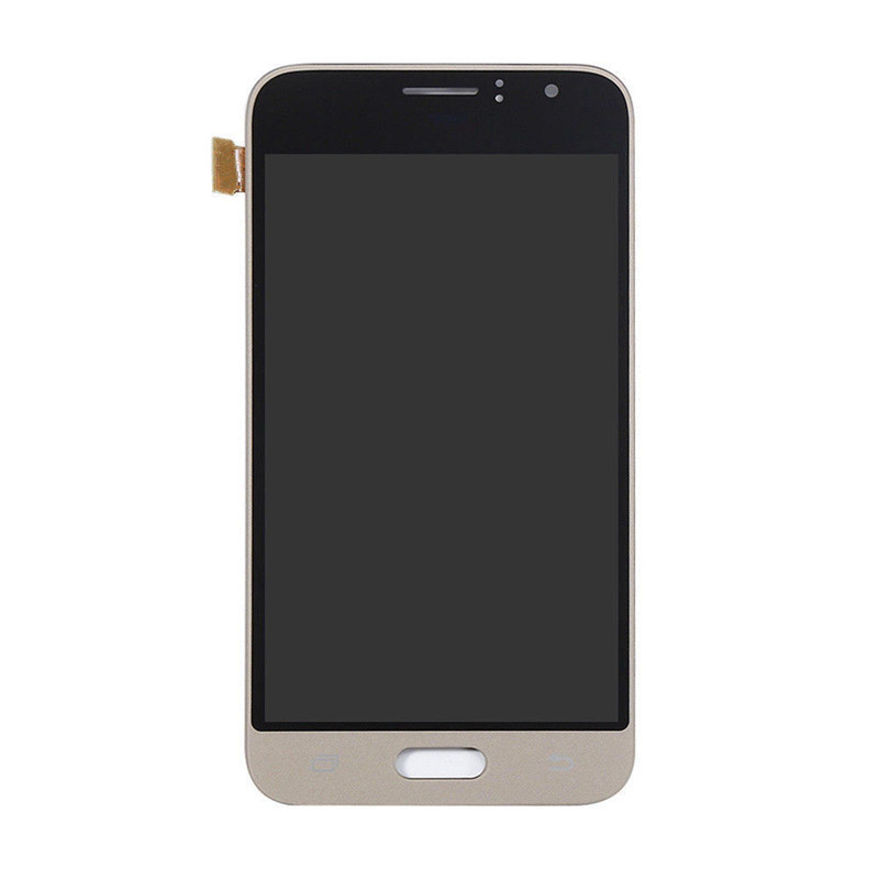Repair lcd display with digitizer screen assembly for Samsung J1 2016 <strong>J120</strong> J120F J120M J120H reliable original quality low price