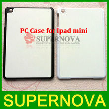 Heated transfer hard PC case for Ipad mini
