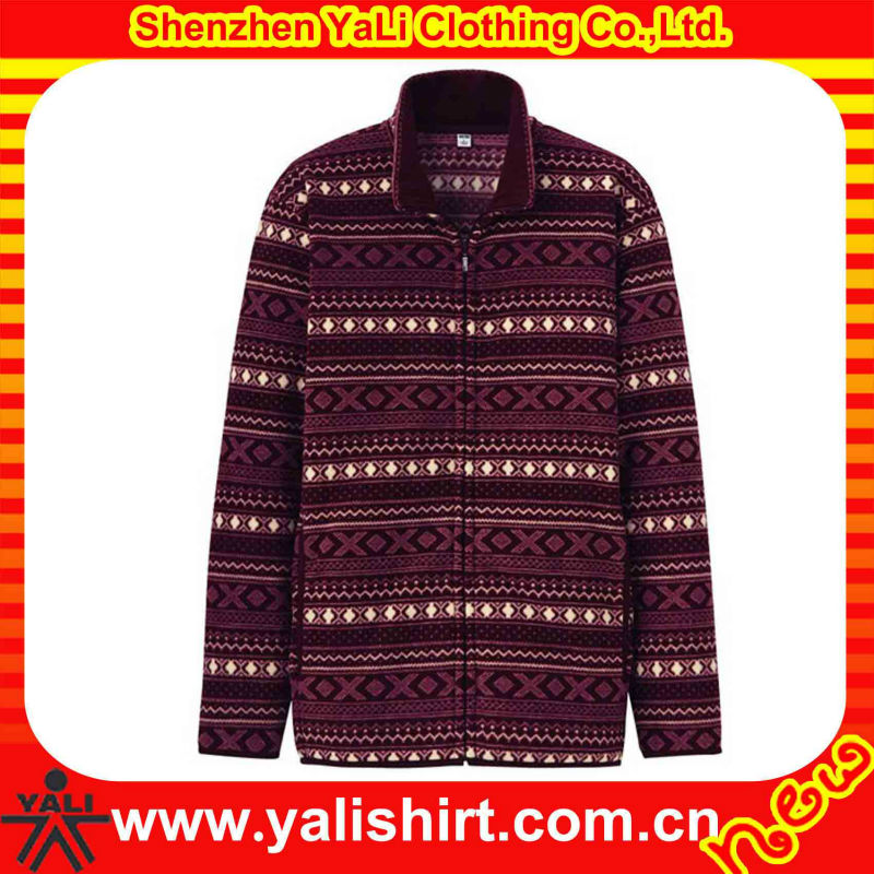 Custom newest comfort stand collar casual print warm heavy winter coats for men 2013