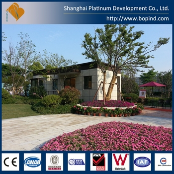 Cheap and Well-design Prefabricated House
