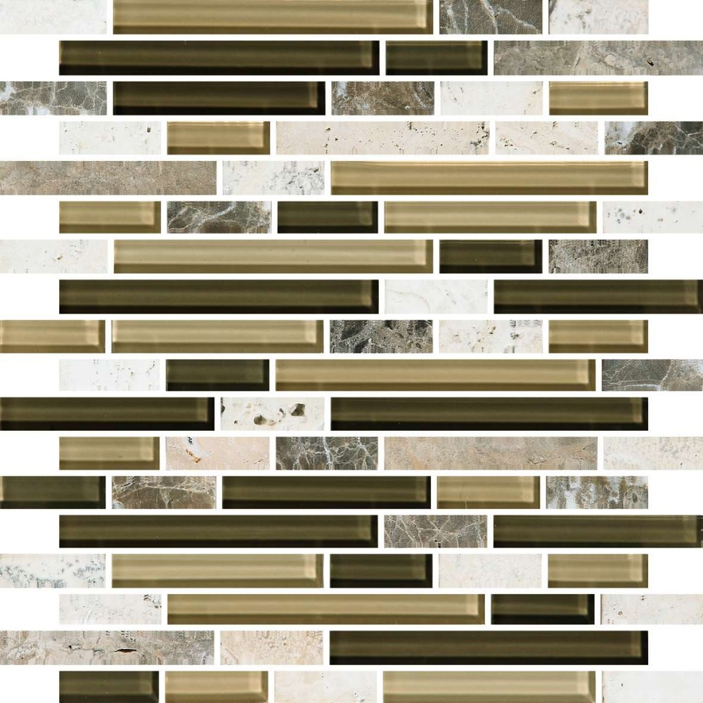 Barana tile backsplash kitchen China glass wall tile factory discount glass tile supplier