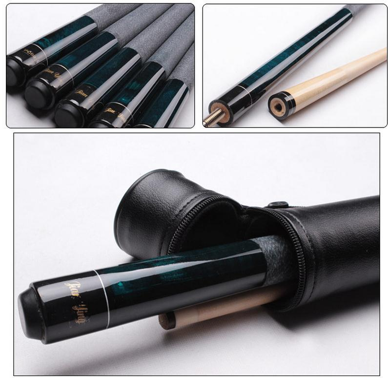 Custom design pool cue with maple shafts buy maple for Pool cues design your own