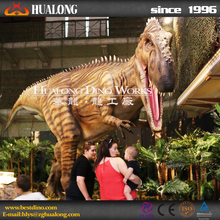Well-received park and museum animatronic dinosaur equipment