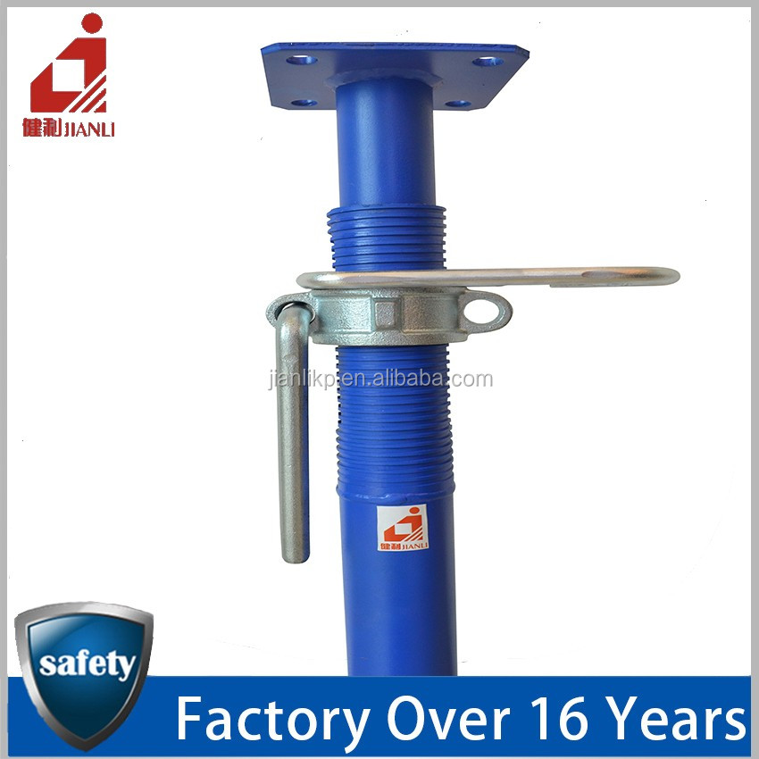 Heavy Duty Adjustable Scaffolding Post Shoring Construction Props