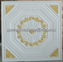 ECO FRIENDLY hot sale new natural gypsum ceiling
