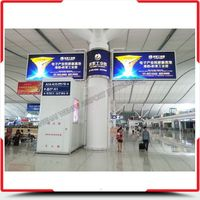 Fast delivery economic led display advertising wall